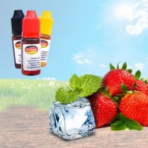 Erdbeer-Menthol