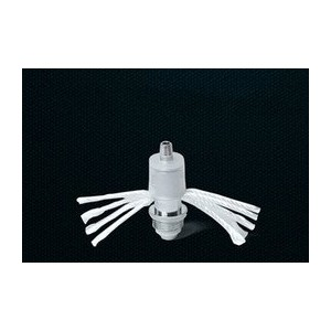 2er Pack Wechselbare Verdampferköpfe für Cartomizer / regelbare elektrische Pfeife