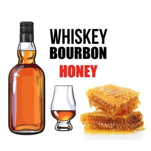 Whisky Bourbon Honey